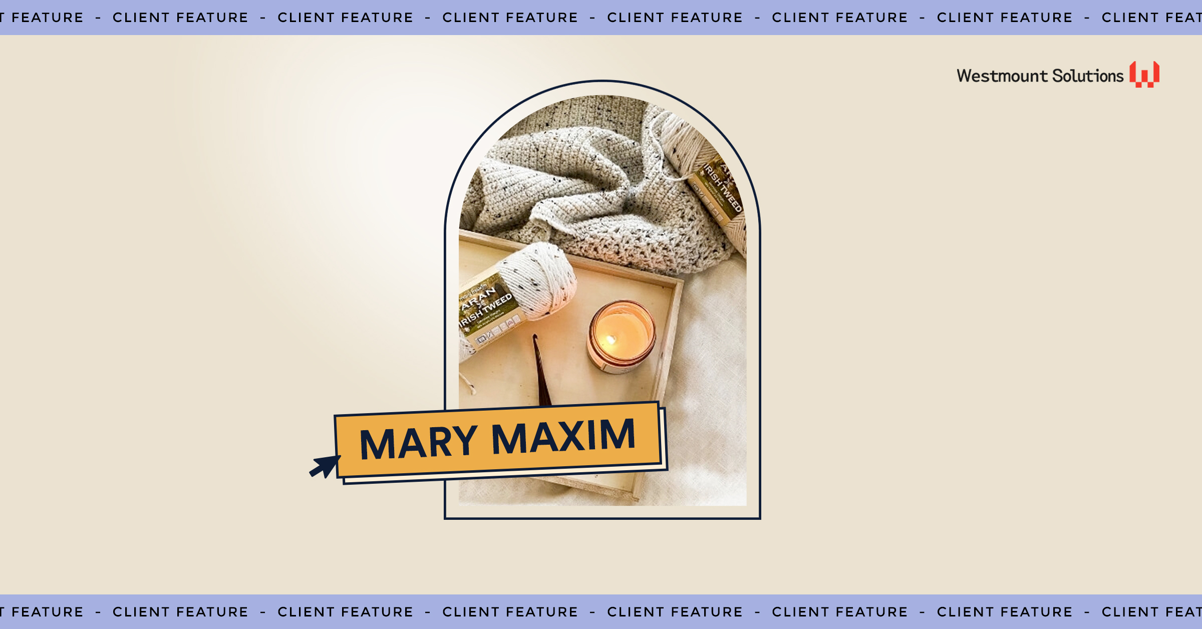 This is an image of Mary Maxim